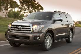 large toyota suv 2015 toyota sequoia price and features cars