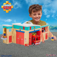 sam electronic pontypandy fire station playset