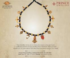 Jewellery Invitation Card Prince Jewellery Invites You To Witness The Treasures Of Ancient