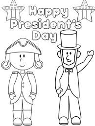 presidents day coloring sheets printable murderthestout