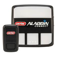 Overhead Door Remote Replacement by Genie Aladdin Connect Smartphone Enabled Garage Door Controller To