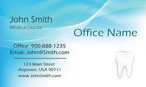 Medical Business Card Design Clean Medical And Health Care Business Card Design 301311
