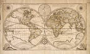 World Map Hemispheres by 229 Best Maps 2 Images On Pinterest Cartography Vintage Maps