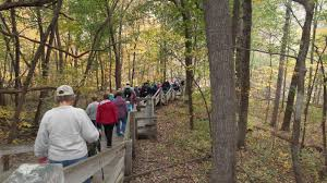 Starved Rock State Park Trail Map by Hike Starved Rock Oct 15 2015 Matthiessen State Park Dells Area