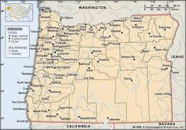 oregon history geography state united states britannica