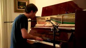 bed intruder song acoustic piano youtube