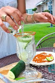 cucumber margarita recipe styl e volver spicy cucumber margarita