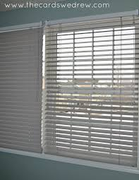 Bali Wood Blinds Reviews Bedroom Window Update With Bali Blinds The Cards We Drew