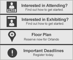 Orange County Convention Center Floor Plan Asi Show Asi Show Orlando U2022 Orange County Convention Center