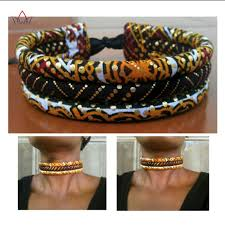 multi rope necklace images 2018 african rope necklace multi layer ankara colorful necklace jpg