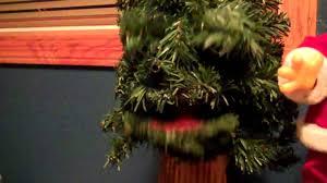 douglas fir singing christmas tree youtube