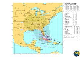 Palm Bay Florida Map Tropischer Wirbelsturm 05 09 11 09 2017 Hurrikan 10l