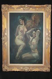 leo jansen details about leo jansen original painting originals ebay