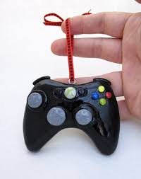 create your own xbox 360 controller ornament by egyptianruin 25 00