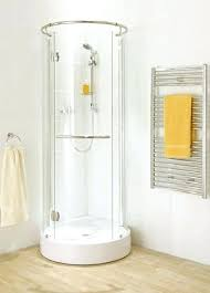 Corner Shower Units For Small Bathrooms Curtains Custom Shower Curtain Rods Curved New Interior Corner