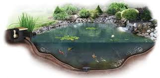 Solar Lights For Ponds by Easypro Pro Series Large Pond Kit Complete For 24 U0027 X 24 U0027 Pond