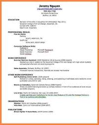 Resume For Painter Make Job Resume Beautiful Idea How To Create A Resume On Word 14