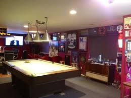 game room makeover ideas best basement game room ideas