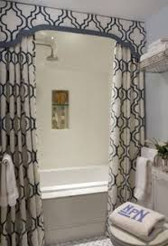 Extra Long Shower Curtains For Walk In Showers Interdesign Sketched Chevron Soft Fabric Long Shower Curtain