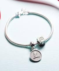 kay jewelers charm bracelets sterling silver charm bracelet st jude gift shop