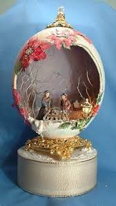 decorative eggs that open 78 best egg shell ornaments images on egg crafts