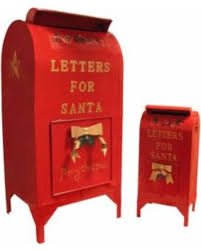 letters to santa mailbox shopping special large letters for santa mailbox indoor