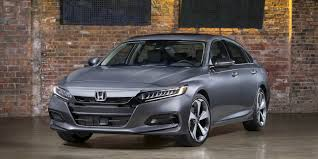 first drive 2018 honda accord zooms to front of midsize pack
