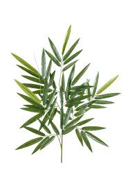 sorte de bambou branche artificielle bambou 60 cm arbres artificiels reflets