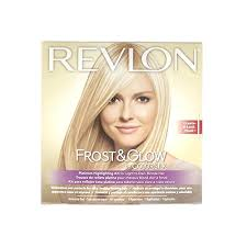 frosted hair color revlon frost glow by colorsilk highlighting kit buymebeauty com