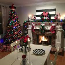 Christmas Decoration Theme - interior design top christmas decoration theme home interior
