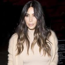 Kim Kardashian Hair Growth Pills Get Kim Kardashian U0027s Waved Hair Look