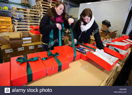 rostock germany 11th dec 2013 christmas gifts for mariners are
