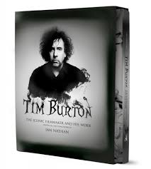 this new tim burton book is the ultimate coffee table read for