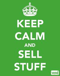 we pos keep calm and sell stuff