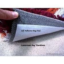 Non Slip Rug Pads For Laminate Floors Adhesive Rug Pad Roselawnlutheran