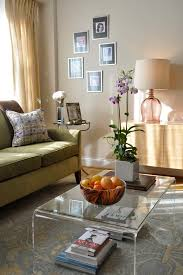 Waterfall Coffee Table Toronto Waterfall Coffee Table Living Room Contemporary With