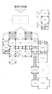 floor plans mansions almost 9000 square feet of luxury 69142am architectural 69142am