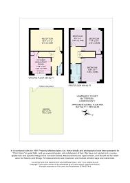 Maisonette Floor Plan Humphrey Court Battersea High Street Battersea London Sw11 3