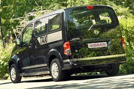 nissan nv200 taxi auto design magazine nissan nv200 taxi for london
