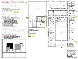 Evacuation Floor Plan Emergency Evacuation Plan Safetyplan Us