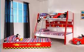Cars Bunk Beds Boys Bedroom Ideas Pottery Barncool Bunk Beds With Stairs