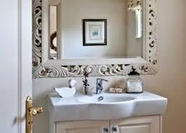 Mirror Ideas For Bathroom - best bathroom decorating ideas decor design inspirations