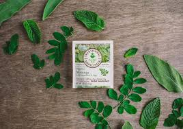 native plants of pakistan introducing moringa with spearmint u0026 sage traditional medicinals