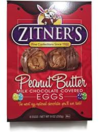 zitner s butter eggs zitner s peanut butter eggs candy grocery