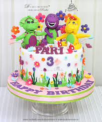 barney friends cake dianaxie barney friends