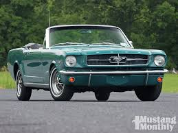 ford mustang 1964 1964 ford mustang convertible restored photo image gallery