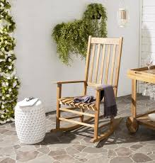 Rocking Chair Teak Wood Rocking Pat7003a Outdoor Home Furnishings Outdoor Rocking Chairs Rocking