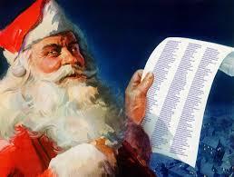 here comes santa claus the goolara blog