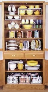 Kitchen Cupboard Organizers Ideas Mantimentos Organizer Pinterest