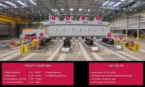 nissan finance jobs sunderland new extra large press starts production at nissan sunderland plant